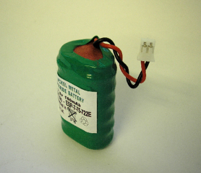 Esp 7 75 722e 7 2v Nimh Battery Pack With Connector