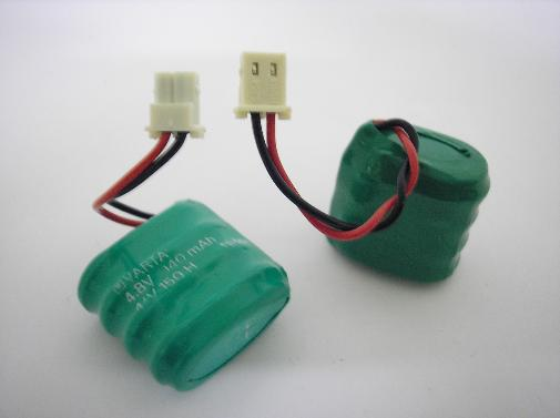 Esp 7 75 723d 4 8v 4 Button 160mah Oval With C1 R Plug